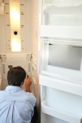 Anytime Service offers fridge repair and freezer repairs on all major brands