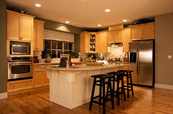 Anytime Appliance repairs kitchen appliances in northern NJ.