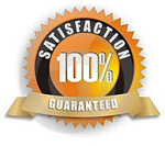 Your satisfaction is guaranteed with Anytime Service