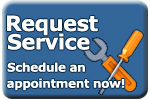 Schedule an appliance service call online with Anytime Service.