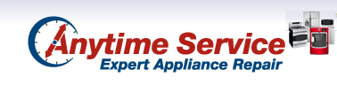 Contact Anytime Appliance Repair Service for expert home appliance repair services.